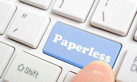 How Can I Become Paper-Free With My Business Finances?